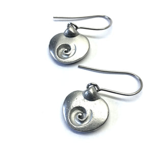 WHORL earrings