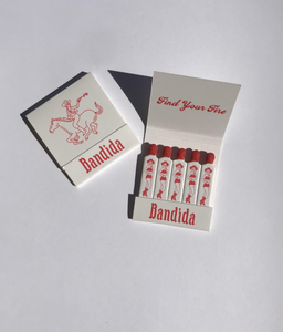 Perfect Match Matchbook Set