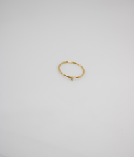 Load image into Gallery viewer, Solo CZ Stacking Ring