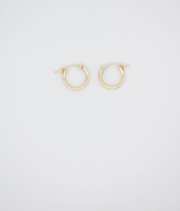 CANDELA TUBE HOOPS | 15MM