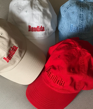 Load image into Gallery viewer, BANDIDA Cap - Red