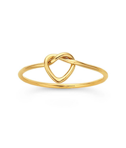 Endless Love Stacking Ring