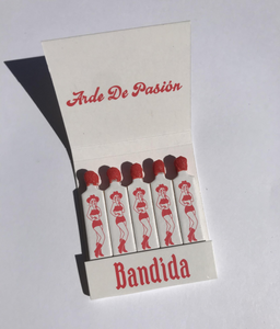 Arde De Pasión Matchbook