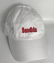 Load image into Gallery viewer, BANDIDA Cap - White