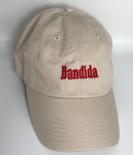 Load image into Gallery viewer, BANDIDA Cap - Beige