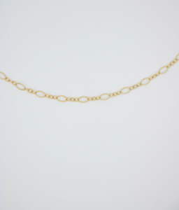 Chiquita Gold Filled Choker Necklace