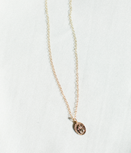 Load image into Gallery viewer, St. Christopher Gold Filled Necklace