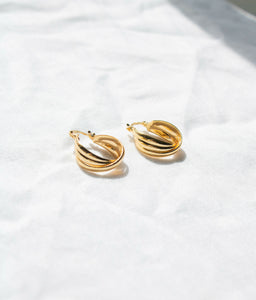 hoops, gold, earrings, accessorize, accessories, cuffs, jewelry