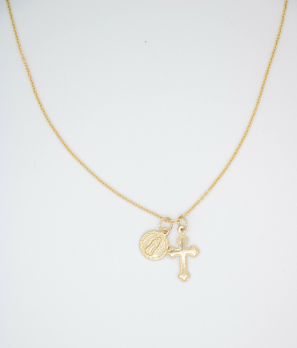 Sin Pecado Gold Filled Necklace