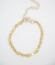 Load image into Gallery viewer, Solecito Gold Filled Bracelet