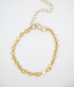 Solecito Gold Filled Bracelet
