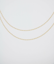 Load image into Gallery viewer, Wild Bandit Layered Gold Necklace
