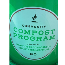 Load image into Gallery viewer, Chicago Compost by Healthy Soil Compost LLC, 5 Gallon Bucket