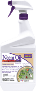 Bonide Neem Oil, 1 Quart