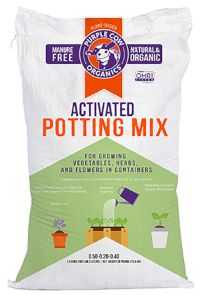 Purple Cow Activated Potting Soil, 1.5 Cubic Foot