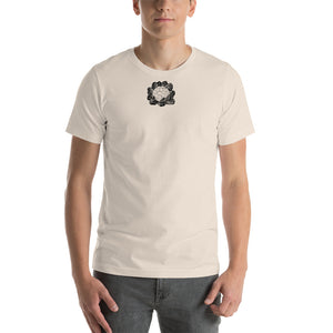 Cauliflower Vintage Botanical Short-Sleeve Unisex T-Shirt