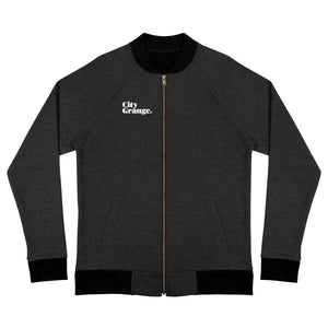 United We Blossom Bomber Jacket