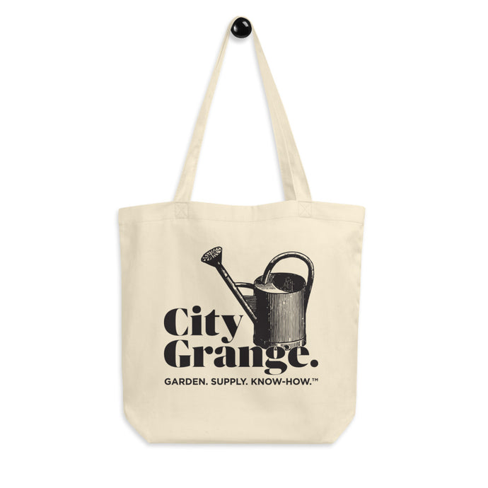 Garden. Supply. Know-how. Eco Tote Bag