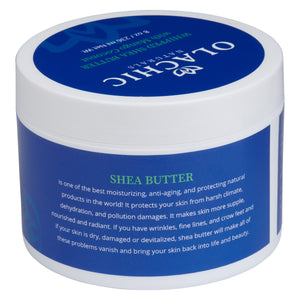 Whipped Shea Butter - Mango Coconut Scent