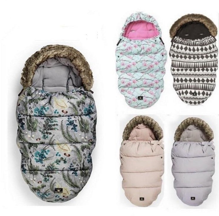 Stroller Sleeping Bag Footmuff - 14 styles