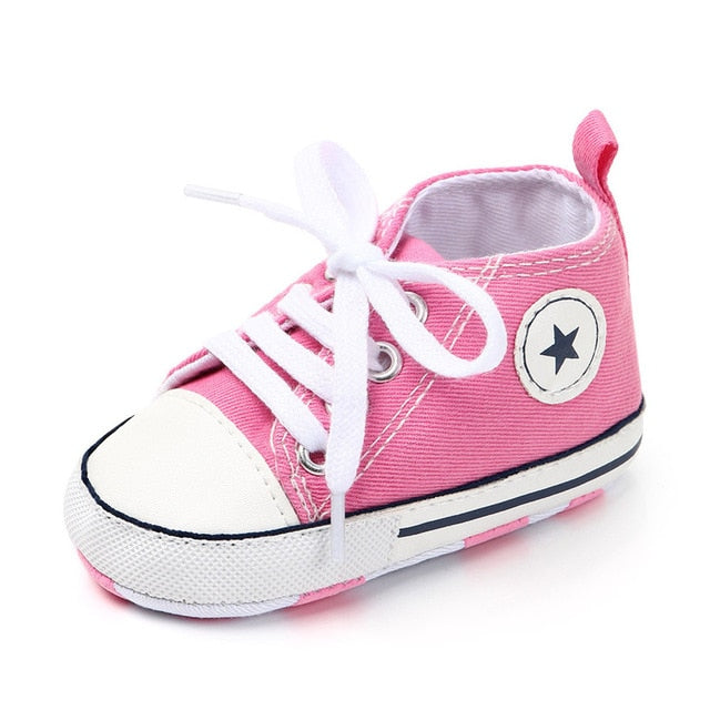 Baby Crib Sneakers