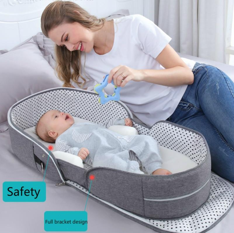 Travel Baby Bed (With/out netting)