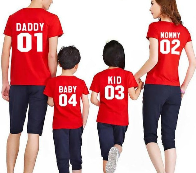 Family Matching Clothes