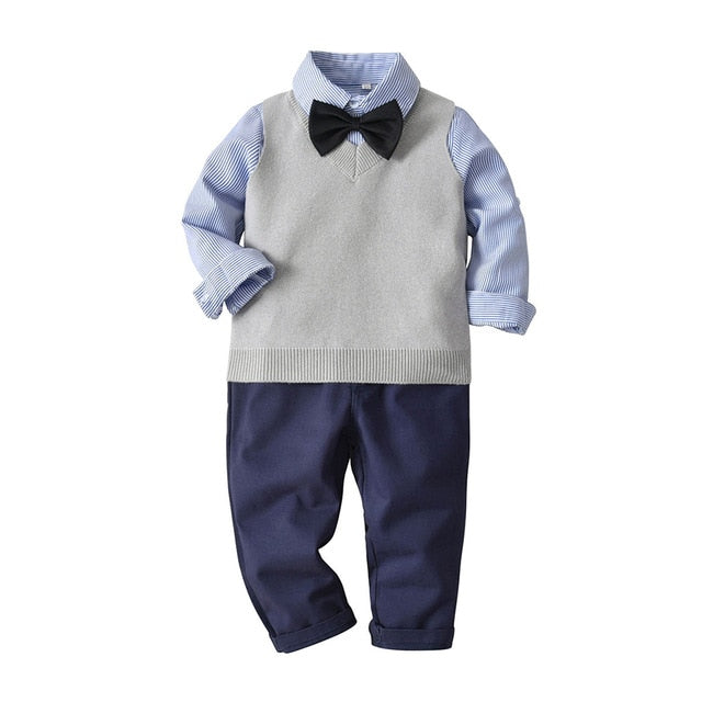 Little Gentleman Suit Sets