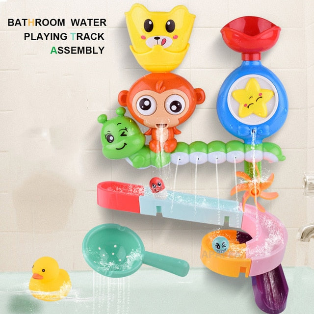 Wall Suction Cup Bath Toys