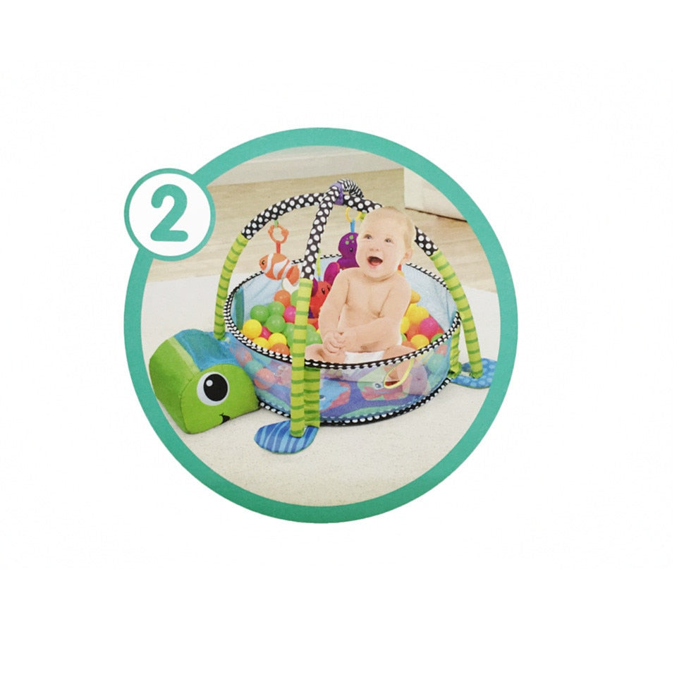 3-in-1 Play Activity Domes