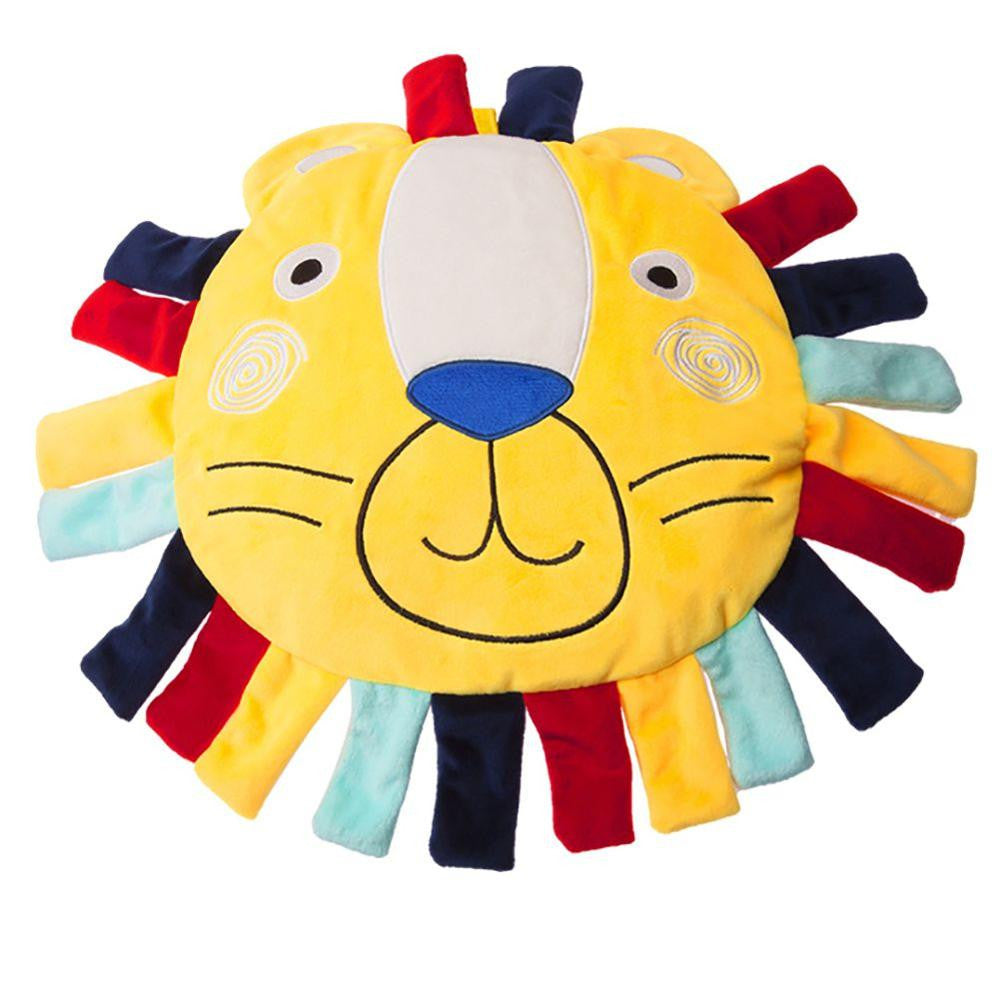 Toy pillow friendly Lion