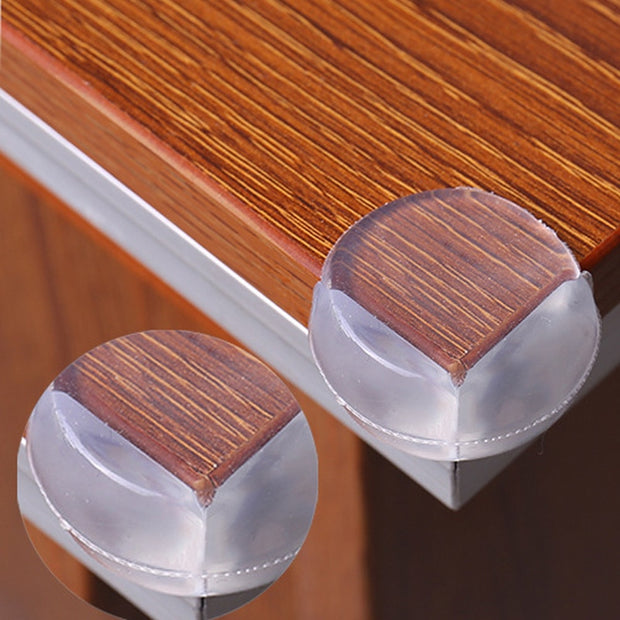 Child Proof Clear Furniture Corner Protectors