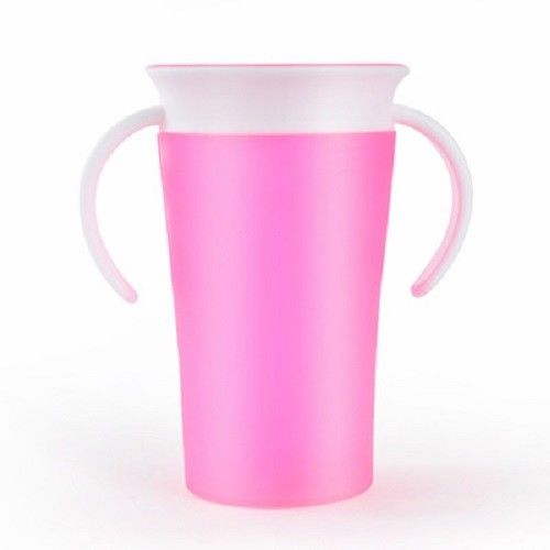 Training Miracle Cup With Handles 360 Degree Drink - 4 colors