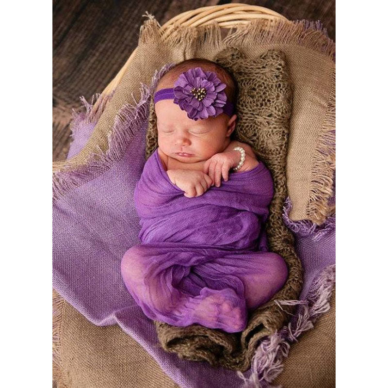 Newborn Photography Wrap 180cm - 18 colors