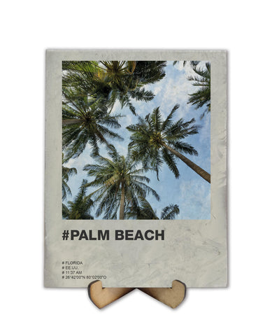 Palm Beach - Freak Plate