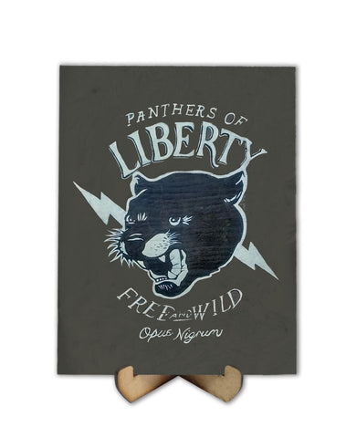 Panthers of Liberty - Freak Plate