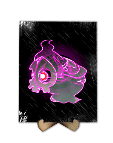 Partner Duskull - Freak Plate