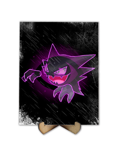 Partner Haunter - Freak Plate