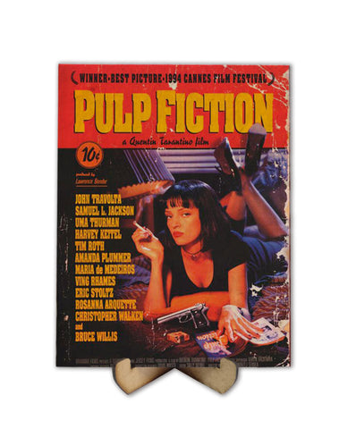 Pulp Fiction - Freak Plate