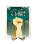 Welcome Rapture - Freak Plate