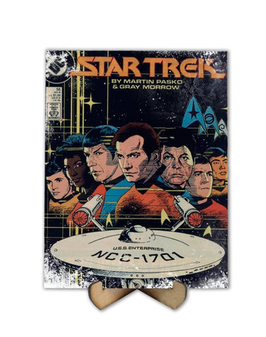 Star Trek Portada - Freak Plate