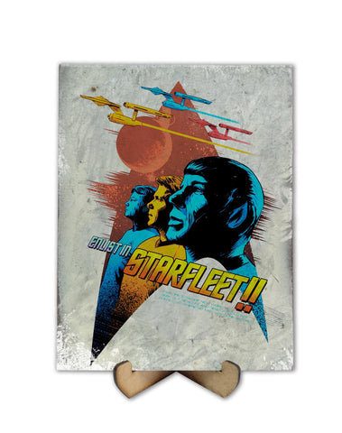 Star Trek FanArt - Freak Plate