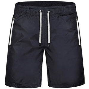 Grandwish Quick Dry Shorts Men Casual Plus Size 4XL Summer Men's Shorts with Pocket Beach Breathable Shorts Male, DA110-ivroe