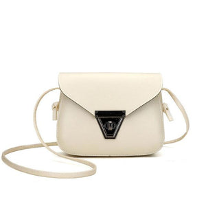 Mara's Dream 2018 Fashion Women Small Crossbody Bags PU Leather Candy Color Small Flap Shoulder Bags for Girls Messenger Bag-ivroe