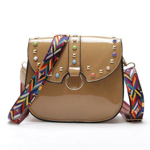 GYKAEO Brand Women Messenger Bags PU Leather Shoulder Bag Ladies Crossbody Small Bag Female Evening Day Clutches Bags Sac A Main-ivroe