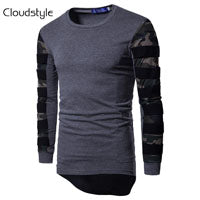 New Arrival Hand Knitted Sweaters Men 2018 New Fashion Patchworked Sweaters Turtleneck Full Sleeves Slim Fit Male Pullovers-ivroe