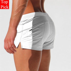 TOPPICK Shorts Men Short Fashion Brand Boardshorts Breathable Casual Mens Shorts Plus Size Men Short Masculino sunga-ivroe