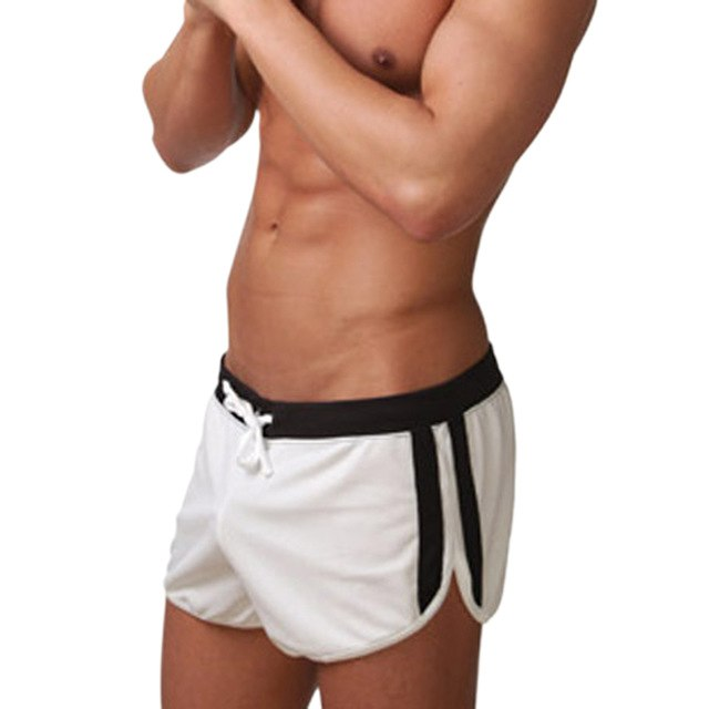 New Men's Trunks Wear Sexy Short Beach Pants Fashion -MX8-ivroe