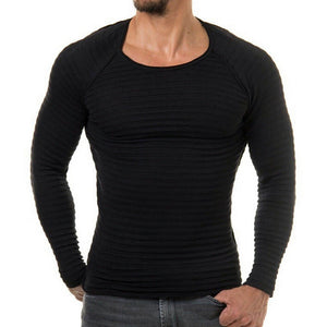Vintage Modern Simple Selling Tops Hot Best O-Neck Excellent Original Goods Pretty Sweaters Mens-ivroe