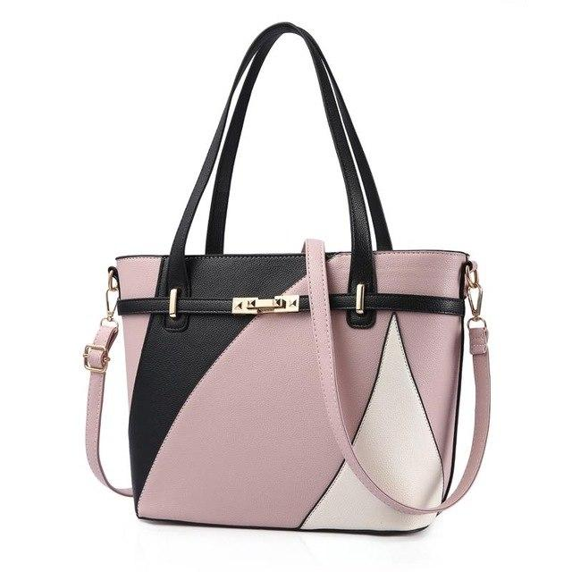 Women Shoulder Bags Fashion Famous Brand Women Handbag Luxury Handbags Crossbody Bag PU leather Large Capacity Tote Sac a main-ivroe
